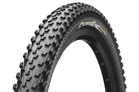 Continental Cross King 29 x 2.3 fold Protection+Black Chili
