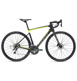 Giant 2019 Defy Advanced 3 Carbon/Neon Yellow