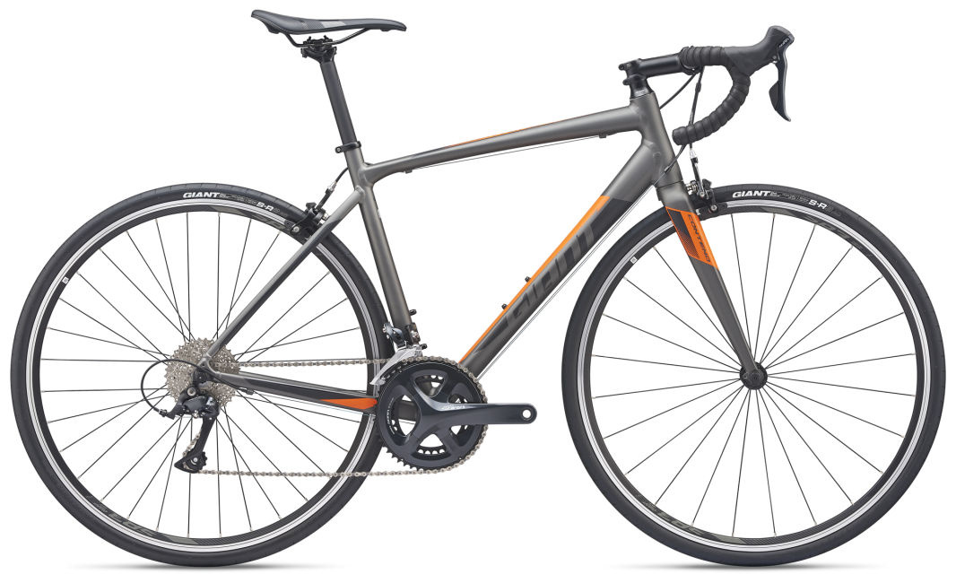 Giant 2019 Contend 1 Small Charcoal