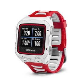 Garmin Forerunner 920XT Bundle, HRM-Run, Blanc/Rouge