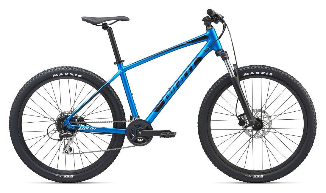 Giant 2020 Talon 3 Metallic Blue