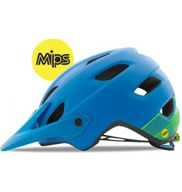 Giro Chronicle MIPS Bleu Medium