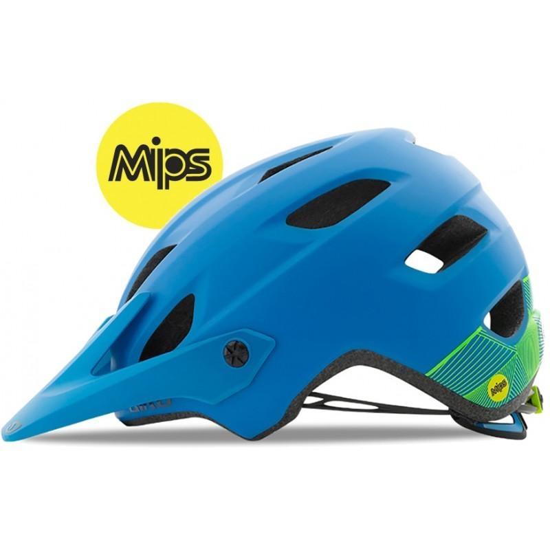 Giro CHRONICLE MIPS BLEU M