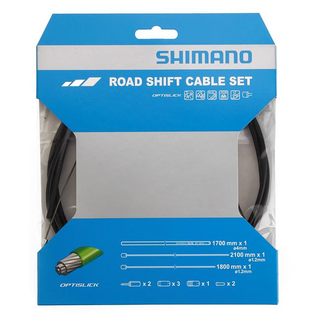 Shimano Shift cable set road optislick