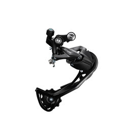 Shimano Derailleur arriere, RD-M2000, altus,SGS 9-SPEED, shadow design, direct attachement