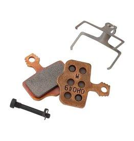 Avid Elixir, DB, Level, Level T, Level Tl, Plaquettes de freins a disque, Forme: Avid Elixir/SRAM Level, Organique