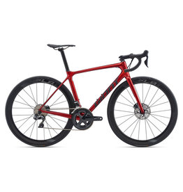 Giant 2020 TCR Advanced Pro 1 Disc Rouge Métallique