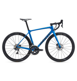 Giant 2020 TCR Advanced Pro 2 Disc Bleu métallique