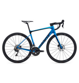 Giant 2020 Defy Advanced Pro 3 Bleu Métallique