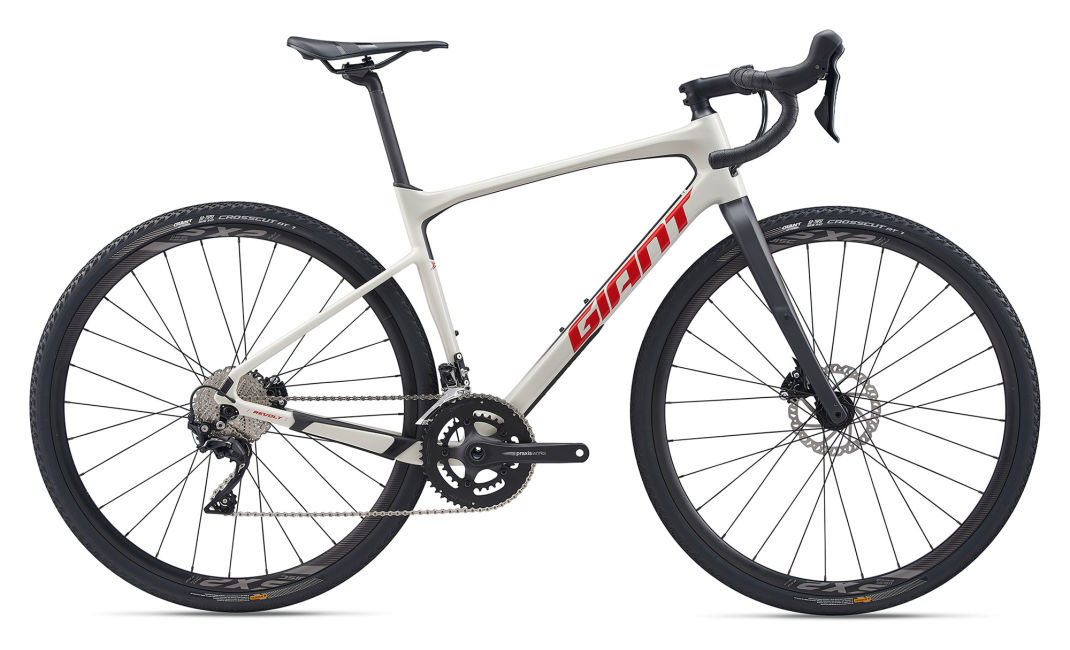 Giant 2020 Revolt Advanced 2 Gris Beige