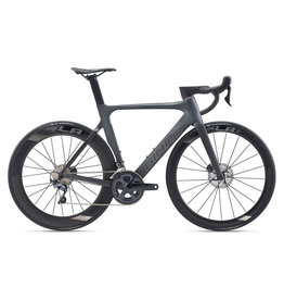 Giant 2020 Propel Advanced 1 Disc Gunmetal Noir