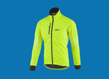 Manteau de vélo