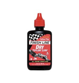 Finish Line Dry Lube Teflon Plus