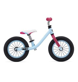 Giant Pre Push Bike Girls Light Blue/Pink