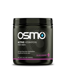 Osmo OSMO - Active Hydration for Men (40 Serv Tub) - Blackberry