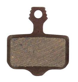 Avid Avid, Elixir, DB, Level, Level T, Level TL Disc brake pads, Patins de freins a disque en resine, dos en acier, paire
