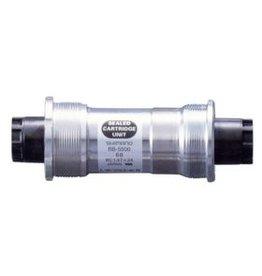 Shimano Shimano, EBB5500B09, BB-5500, Octalink, Boitier: 68mm, Axe: 109.5mm, Acier, Argent