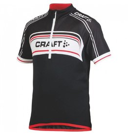 Craft Jb Logo jersey Noir Junior