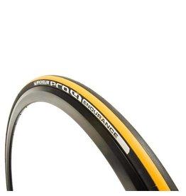 Michelin Pneu Michelin, Pro4 Endurance, 700x23C, Pliable, Dual, Nylon B2B, 110TPI, 87-116PSI, 225g, Jaune