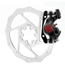 Avid Avid, BB5 MTB, Frein a disque mecanique, Avant ou Arriere, 160mm, Noir