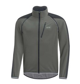 Gore Bike Wear C3 GWS Phantom, Manteau a manches amovibles, Gris Castor/Noir