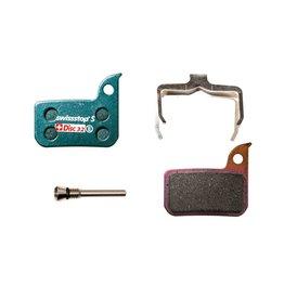 SwissStop Metaliques, Patins de freins a disque, SRAM HRD, Hydro R