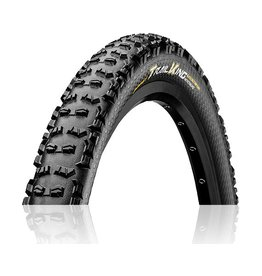 Continental TRAIL KING - ProTection APEX 27.5 x 2.4 Fold ProTection APEX + Black Chili