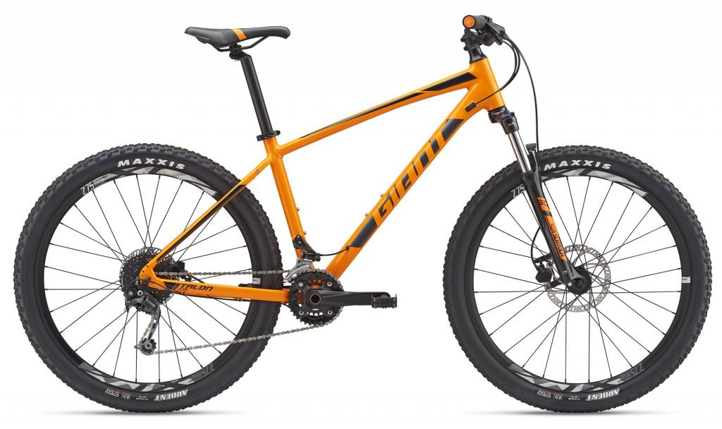 Giant 2019 Talon 2 Orange