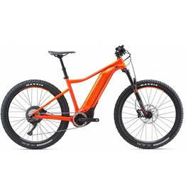 Giant Dirt-E+ 1 Pro 20MPH Neon Red/Orange Large Demo