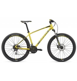 Giant 19 Talon 3  Lemon Yellow
