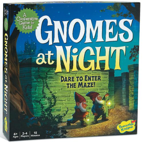 Gnomes at Night