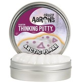 Crazy Aaron's Thinking Putty- UV Reactive Phantom
