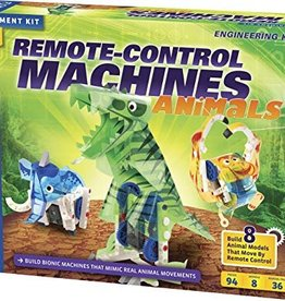 Thames and Kosmos Remote-Control Machines Animals