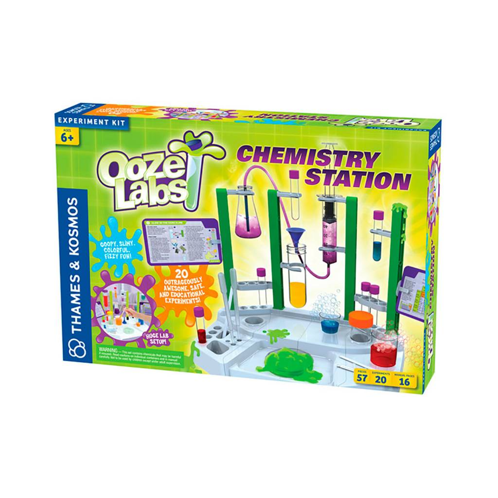 Ooze Labs Chemistry Station