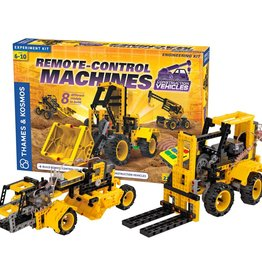 Remote-Control Machines Construction