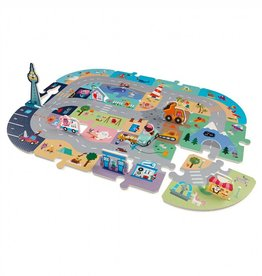 Sago Robin's Roadtrip Play Mat