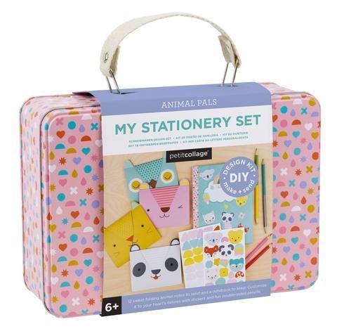 My Stationery Set: Animals Pals