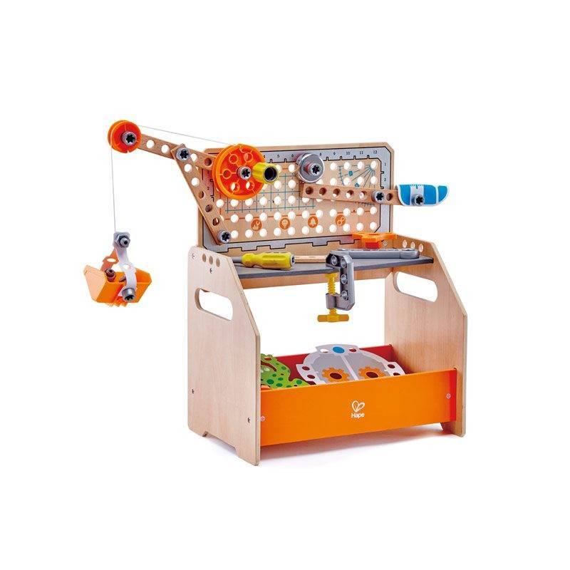 Scientific Discovery Workbench