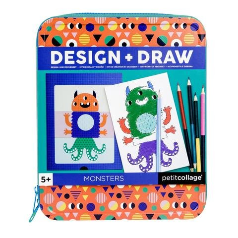 Design & Draw Monsters