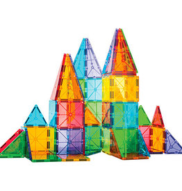 Magnatiles 100-pc Clear Colors