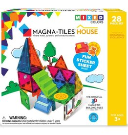 Magnatiles House 28 Piece Set
