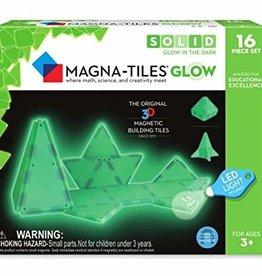 Magnatiles Magnatiles Glow 16 Piece Set