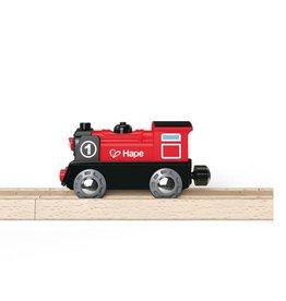Battery Powered Train Engine