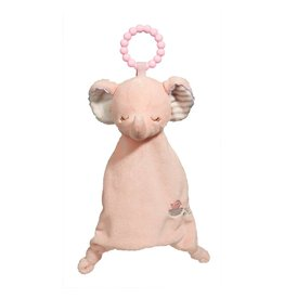 Pink Elephant Lil' Sshlumpie Teether