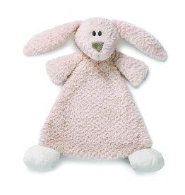 Bunny Rattle Blankie