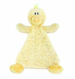 Duck Rattle Blankie