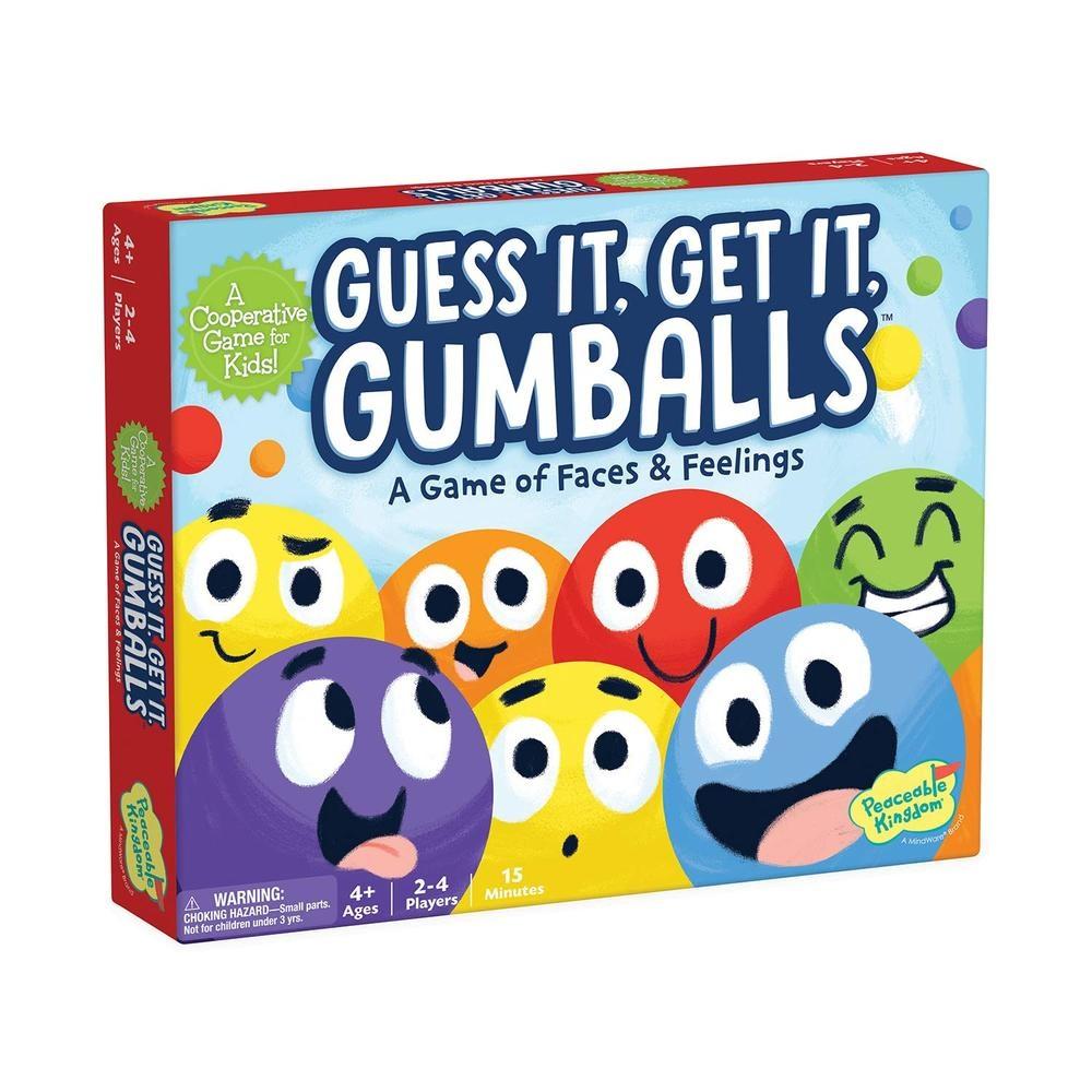 Guess It Get It Gumballs