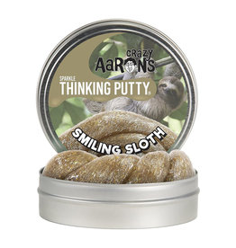 Crazy Aaron's Sparkle Putty Smiling Sloth