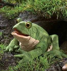 Folkmanis Toad