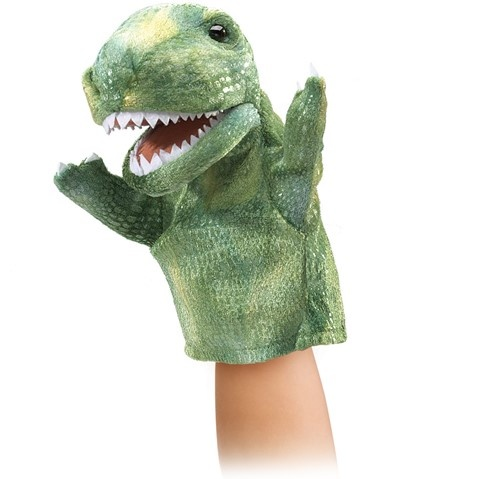 Folkmanis Little T-Rex Puppet